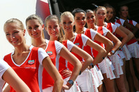 Formula 1 Photos - Grid girls