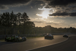 #48 Murphy Prototypes Oreca 03R Nissan: Ben Keating, Jeroen Bleekemolen, Marc Goossens; #86Gulf Racing Porsche 911 RSR: Michael Wainwright, Adam Carroll, Ben Barker