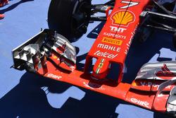 Front wing, Ferrari SF16-H