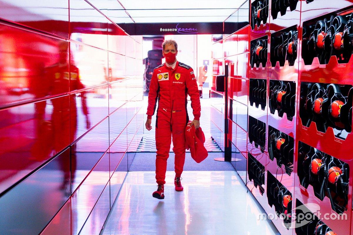 F1 - Formule 1 : Sebastian Vettel vers Aston Martin (ex-Racing Point) ?