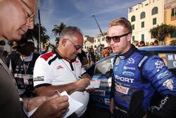 Mads Ostberg, M-Sport Ford Fiesta WRC