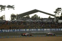 #46 Thiriet by TDS Racing Oreca 05 Nissan: Pierre Thiriet, Mathias Beche, Ryo Hirakawa; #71 AF Corse Ferrari 488 GTE: Davide Rigon, Sam Bird, Andrea Bertolini
