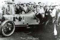 IndyCar Photos - Race winner Louis Meyer