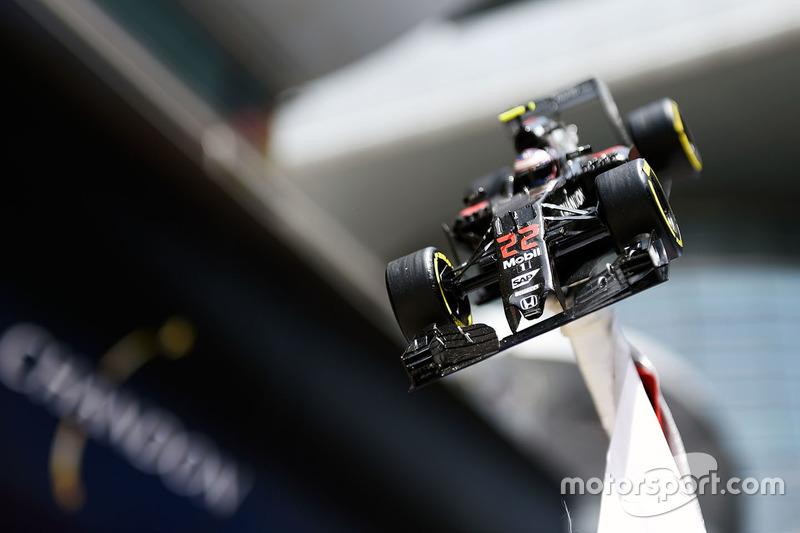 A model McLaren