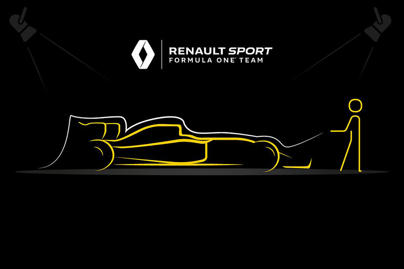 Formula 1 2017 F1 araç lansman tarihleri