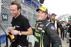 Winner #2 ESM Racing Honda HPD Ligier JS P2: Scott Sharp