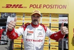 Polesitter: Yvan Muller, Citroën World Touring Car Team, Citroën C-Elysée WTCC