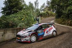 Каетан Каетанович, LOTOS Rally Team, Ford Fiesta R5
