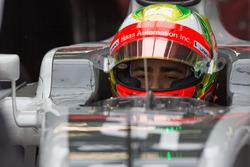 Esteban Gutierrez -Haas F1 team
