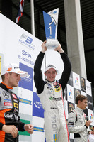 F3 Europe Photos - Podium: Race winner Joel Eriksson, Motopark, Dallara F312 - Volkswagen