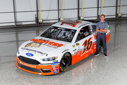 Greg Biffle, Alan Kulwicki throwback scheme