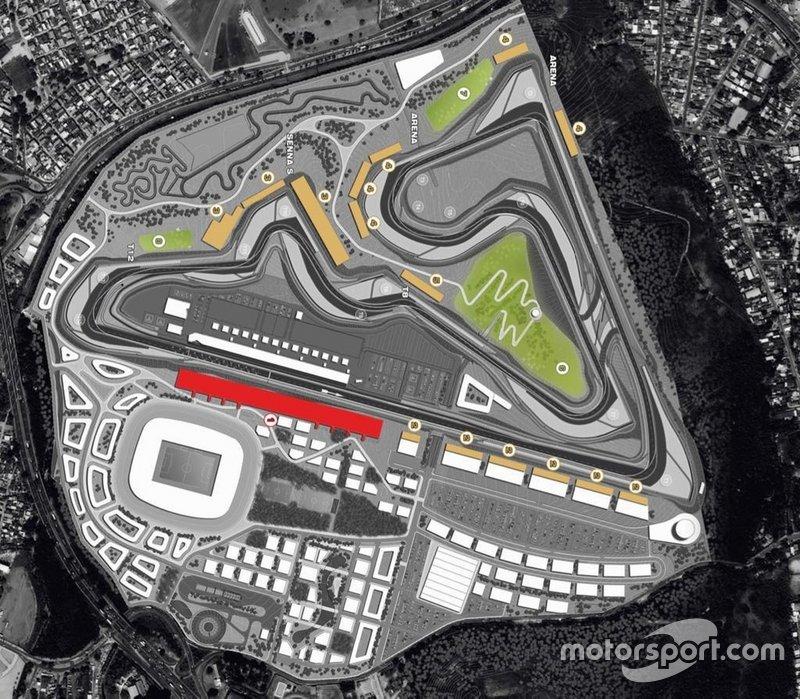 Un GP du Brésil au calendrier MotoGP en 2022