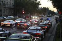 Blancpain Sprint Photos - Cars in Budapest city centre
