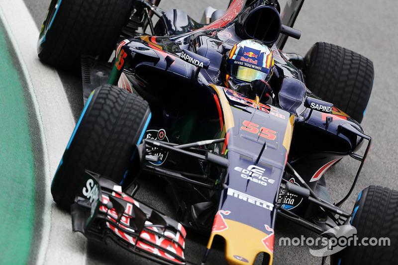 15: Carlos Sainz Jr., Scuderia Toro Rosso STR11