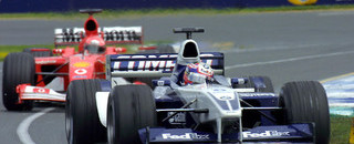 Formula 1 Montoya knew Michael Schumacher was faster