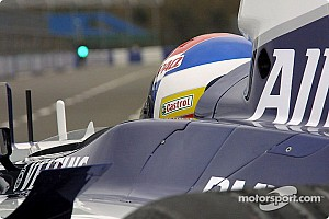 Silverstone Wednesday testing report 2002-03-06