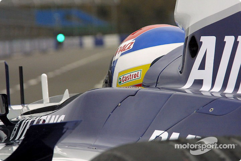 Silverstone Wednesday testing report 2002-03-06