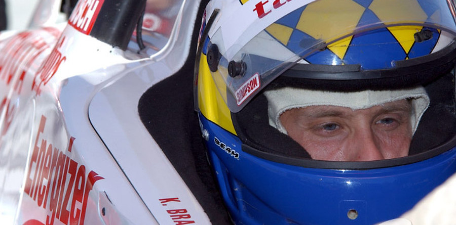 CHAMPCAR/CART: Kenny Brack leads Toronto practice