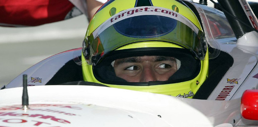 CHAMPCAR/CART: Junqueira on pole for slippery Denver race