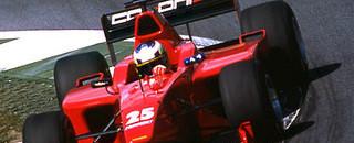 IndyCar CHAMPCAR/CART: F3000 star Pantano signs with new BC Motorsports team
