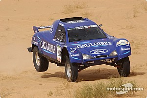 Dakar: Gauloises Racing stage six report