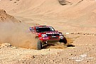 Dakar: Nissan stage 14 report