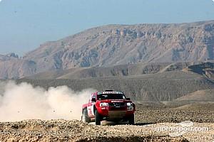Dakar: Stage 15 Louxor - Abu Rish notes