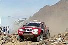 Dakar: Nissan stage 16 report