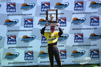 IPS: Taylor leads flag-to-flag for Phoenix win
