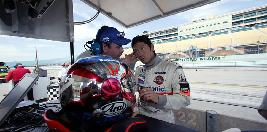 IRL: Yasukawa hopes to return for Twin Ring Motegi
