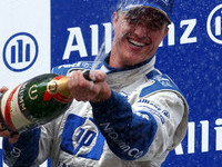 Williams hail unbeatable Ralf