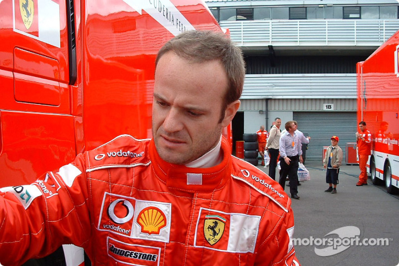Up to us to improve says Barrichello