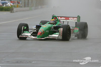 CHAMPCAR/CART: Tracy fastest in first Toronto practice session