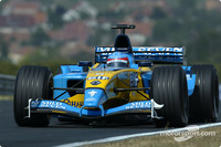 Alonso blazes to Hungarian GP pole