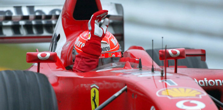 Schumacher didn't want Ferrari move