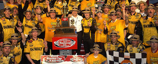 NASCAR Sprint Cup Matt Kenseth: Race to the Championship, part 1