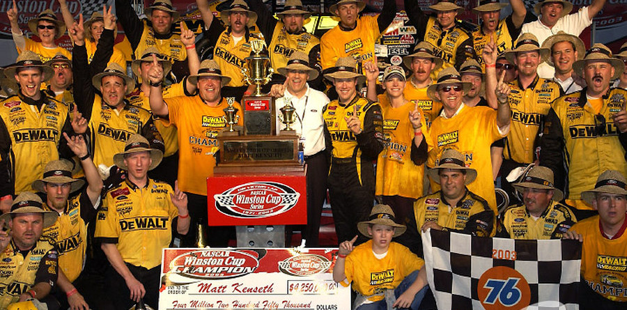 Matt Kenseth: Race to the Championship, part 1