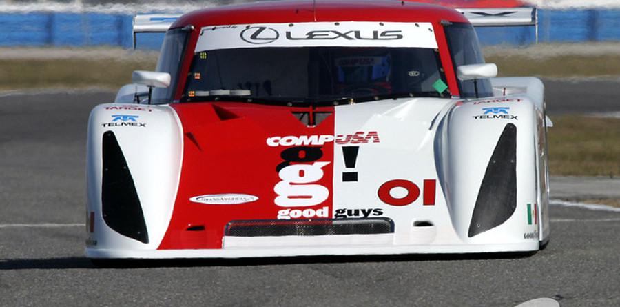 New team takes pole at Daytona