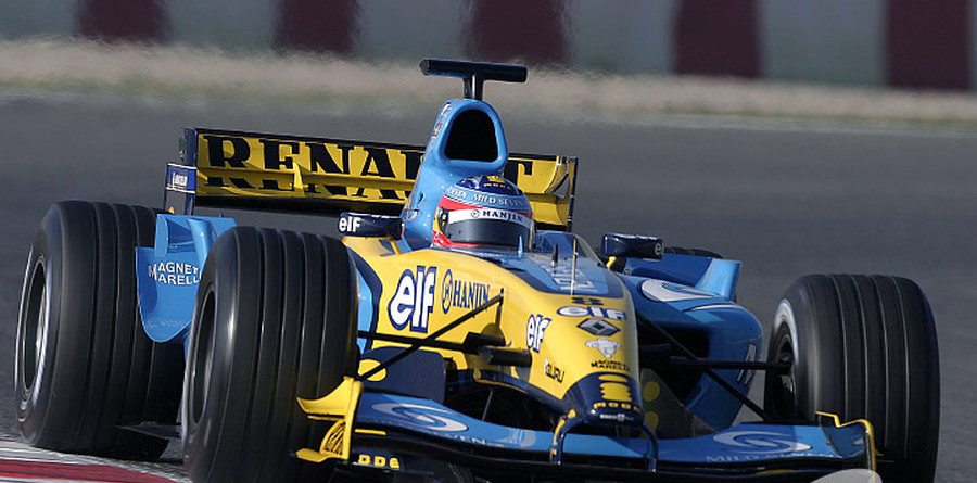 Alonso pleased with R24 progress