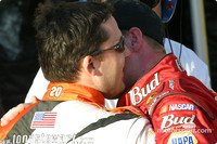 Earnhardt/Stewart have forged strong friendship