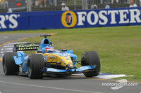 Good start for Renault