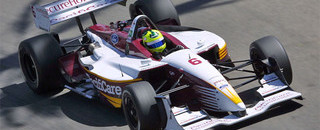 IndyCar CHAMPCAR/CART: Junqueira jams in Long Beach on Friday