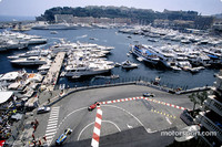 Monaco barriers punish mistakes