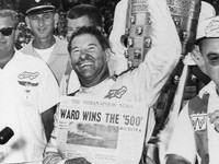 Indy 500 winner Rodger Ward tribute