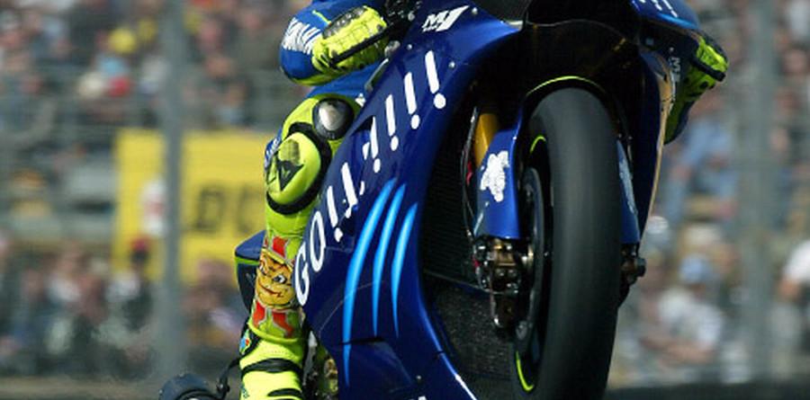 Rossi regains control of World Championship title