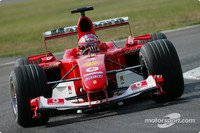 Barrichello fastest in last Italian GP practice