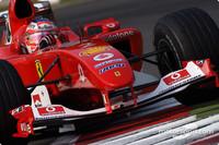 Barrichello heads Ferrari victory at Italian GP