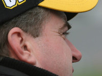 Nemechek fastest in Talladega's Happy Hour