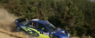 WRC Solberg dominates Sardinia, but Loeb still in charge