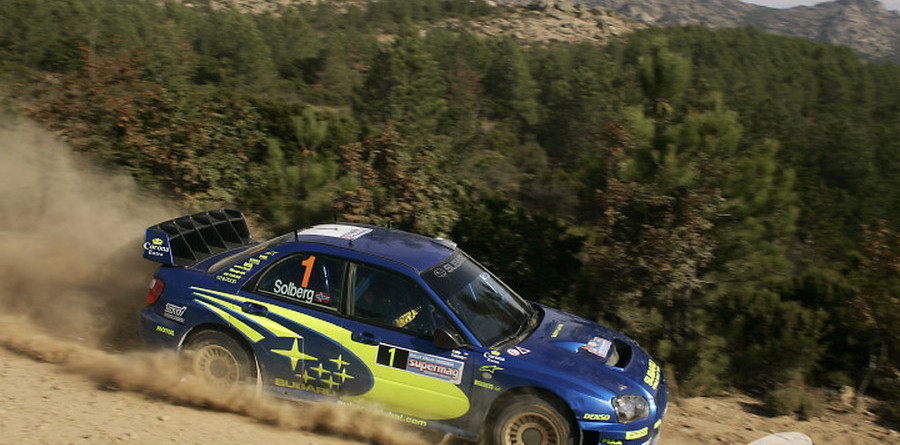 Solberg dominates Sardinia, but Loeb still in charge